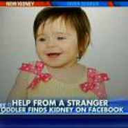 Mother Donates Kidney to Stranger's Daughter After Seeing on Facebook (1-Minute Inspirational Video)