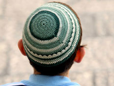 What Happened When my 3-Year-Old Wore his Kippah in Germany