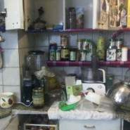 My Messy Kitchen Makeover