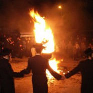 What my 2-Year-Old Saw at the Lag Baomer Bonfire