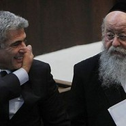Yair Lapid's Chassidic Grandfather