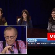 Larry King and the Rebbetzins (4-Minute Sweet Video)