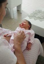 Newborn Baby Girl Named After Fallen IDF Soldier