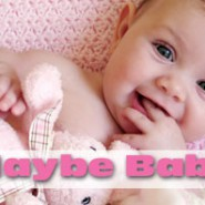 Maybe Baby by Rivka Levy