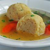 The Secret Ingredient in Grandma's Matzah Ball Soup