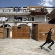 Getting Stuck inside the Shul in Meah Shearim