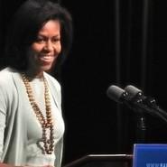 Michelle Obama's Smart Tip for Moms