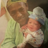 56-Year-Old Ethiopian Jew Has First Child after 30 Year Wait