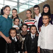 Yemenite Family of 10 Reunited in Israel
