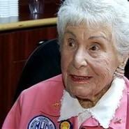 105-Year-Old Mrs. Noyek is Still Volunteering!
