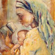 The Lubavitcher Rebbe: Who is the Jewish Mother?
