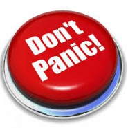 The Panic Button (12-Minute Mommy Peptalk)
