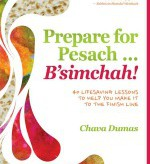 When my Mother, the Rebbetzin, Cleaned for Pesach by Chaya Rochel Vatch