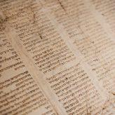 My 1st Taste of Torah