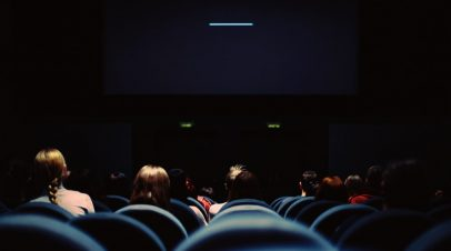 The Dream I Dreamt About a Movie Theater
