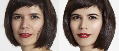 Photoshopping Real Women into Cover Models (2-Minute Viral Video)