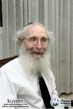 "A Mir Kollel Wife Remembers R' Nosson Tzvi Finkel zt""l"