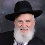 "In Memory of Rebbetzin Tziporah Heller's Husband: Rabbi Avrohom Dovid Heller z""l"
