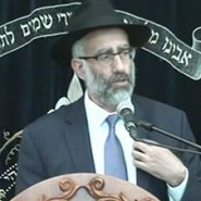 """From the 1st Yahrzeit: Why Rabbi Gavriel Sassoon Doesn't Ask """"Why Me?"""""""