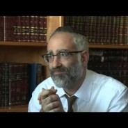 What Rabbi Gavriel Sassoon Wants the World To Know (8-Minute Mommy Peptalk)