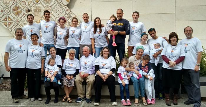 Saba Shlomo's children, grandchildren, and great grandchildren