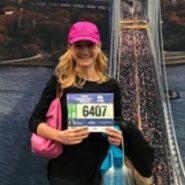 My Friend, Mother of 5 and Champion Marathon Runner