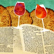 The Drunkard's Seder as told by Rabbi Fischel Schachter