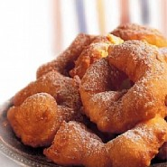My Favorite Chanukah Recipe: Sugar-Free Donuts