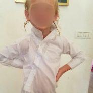 The Sad Tale of a Shabbat Shirt on a Looong Summer Friday