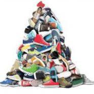 My Shoe Mountain