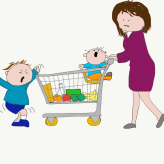 Here's Why I Don't Take My Kids Shopping (3-Minute Mommy Peptalk)