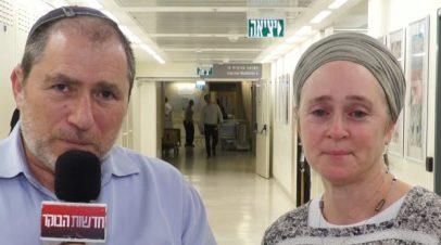 Shira Ish Ran's Parents: Our Daughter's Chanukah Miracle