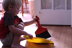 3 Tools to Get Kids to do Chores Happily