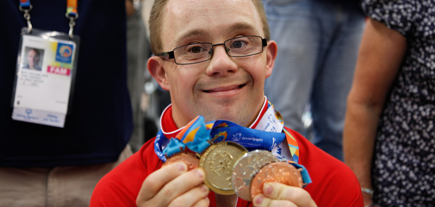 the importance of the special olympics to athletes with disabilities