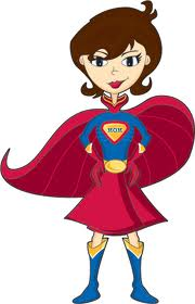 Take off that SuperMOM Cape