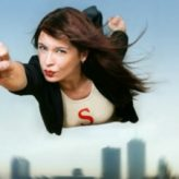 It's a Bird! It's a Plane! It's Pesach Superwoman!