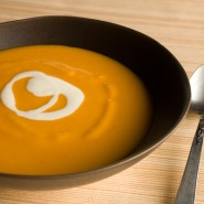 Sweet Potato/Zucchini/Carrot Soup by Sarah Chapman