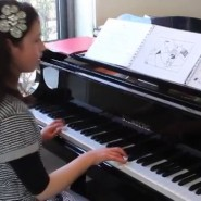 Rochel Szmerling: A Young Piano Player's Gift to Elderly