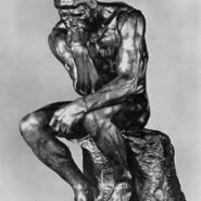 My Heart-to-Heart with The Thinker