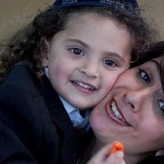 """French School-Attack Widow: """"My Husband Gave his Whole Self to Learning Torah"""""""