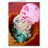 My Triple-Scoop Ice Cream Cone