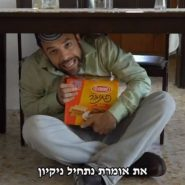 Maybe We'll Give Up? A Kosher-For-Pesach Ballad (2-Minute Funny Video)