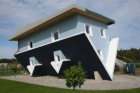 My Upside-Down House