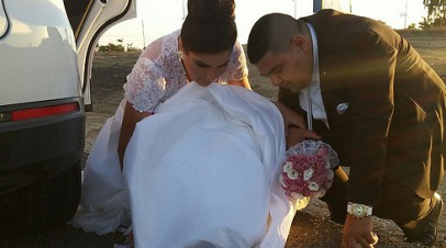 "Missiles on Way to Wedding: ""A Great Victory–Establishing a Jewish Home in Israel"""