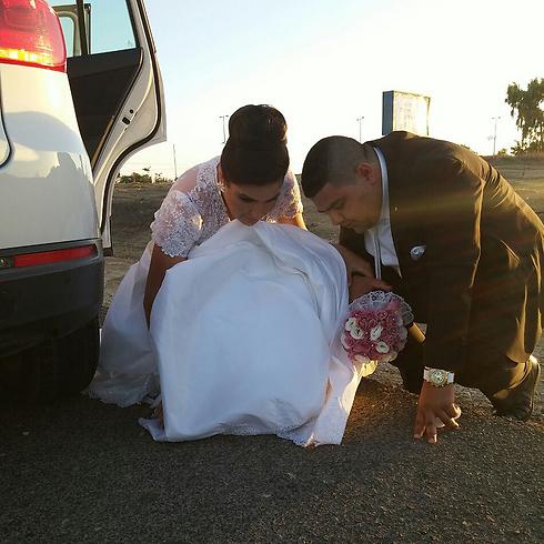 weddingunder fire nami tvito
