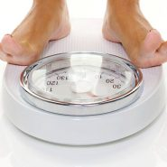 When I Stood on the Scale the Day After Simchat Torah